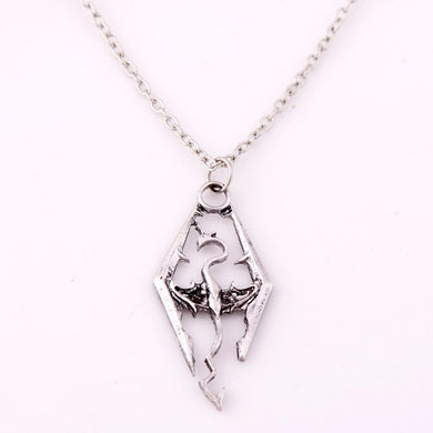 Dragon Pendant Necklace - Dinosaur Gifts & Accessories