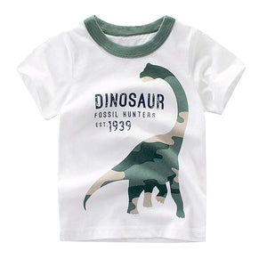 Baby Dinosaur T Shirt & Shorts Set