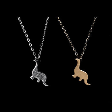 The Gentle Giant Necklace - Dino Accessories