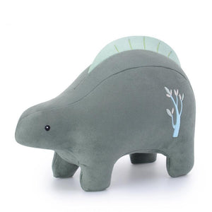 Armored Dinosaur Stegosaurus Plush Doll - Dinosaur Gifts & Accessories