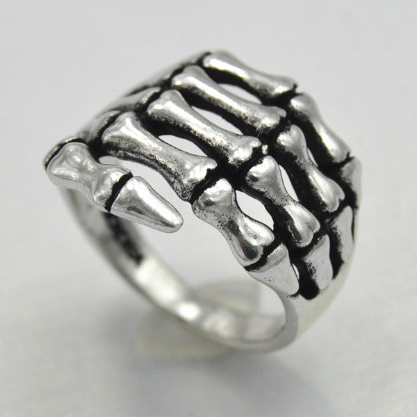 Grasp of Death Skeleton Ring - DinoGoods