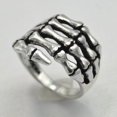 Grasp of Death Skeleton Ring - Dinosaur Gifts & Accessories