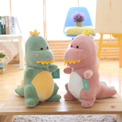 Huggable Dinosaur T-Rex Plush Toy - Dinosaur Themed Gifts & Accessories
