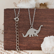 Gentle Giant's Heart necklace - Dinosaur Themed Gifts & Accessories