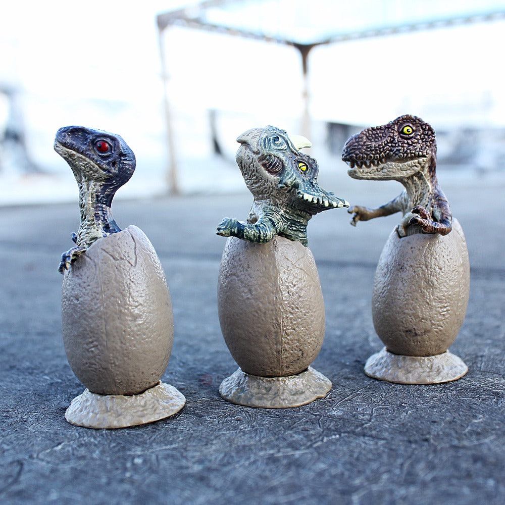 Dinosaur Baby Eggs Collectible Toys - DinoGoods