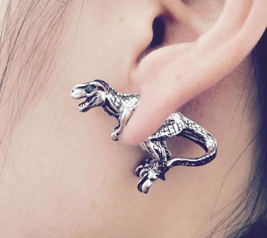 Tyrannosaurus Rex Stud Earrings - Dinosaur Themed Gifts & Accessories