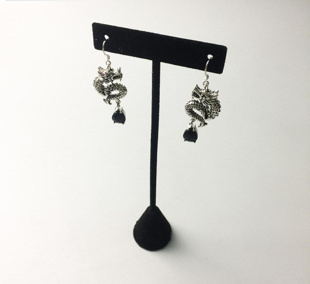 Dragon Whisper Earrings - DinoGoods
