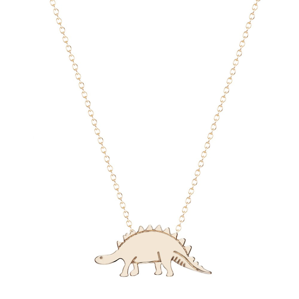 Armored Lizard necklace - Dinosaur Gifts & Accessories