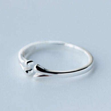 Sterling Silver Bone Ring - Dinosaur Themed Gifts & Accessories