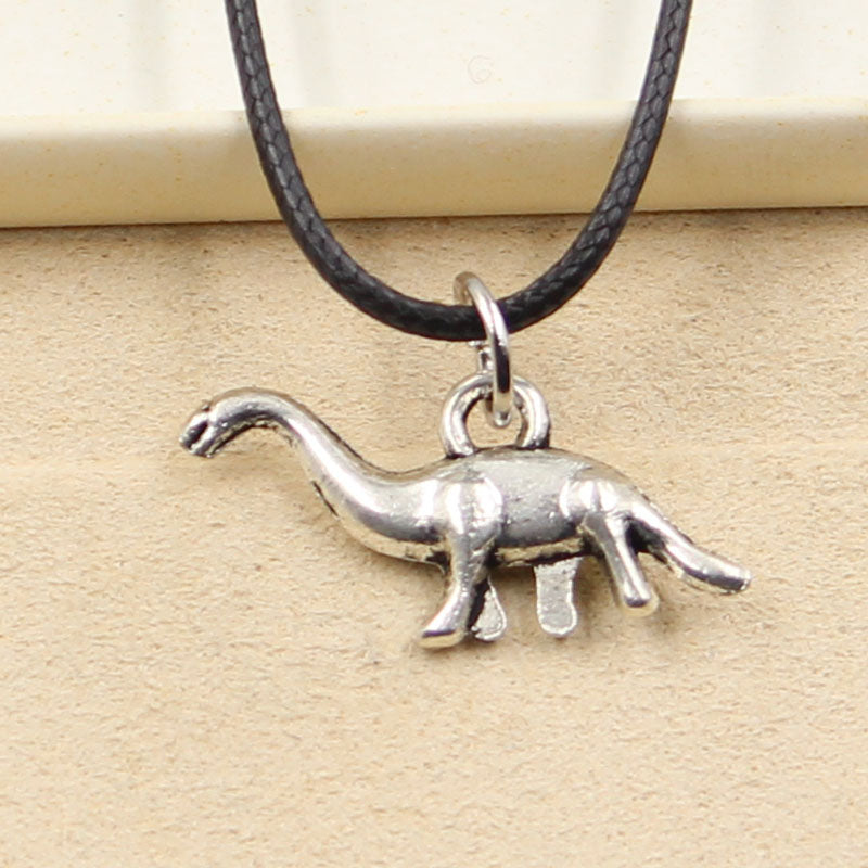 Gentle Giant Cord Necklace - Dinosaur Gifts & Accessories