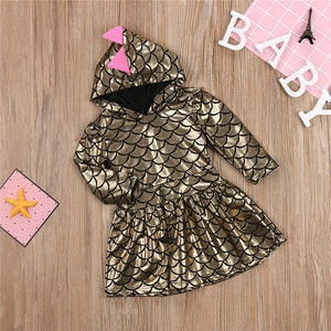 Cute Spiked Dinosaur Dress - DinoGoods