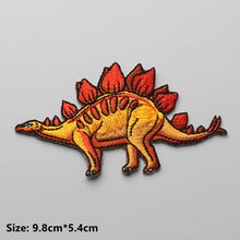 Dinosaur Iron-On Patches - Dinosaur Themed Gifts & Accessories