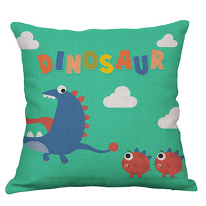 Dinosaur Pillow Covers - Dinosaur Themed Gifts & Accessories