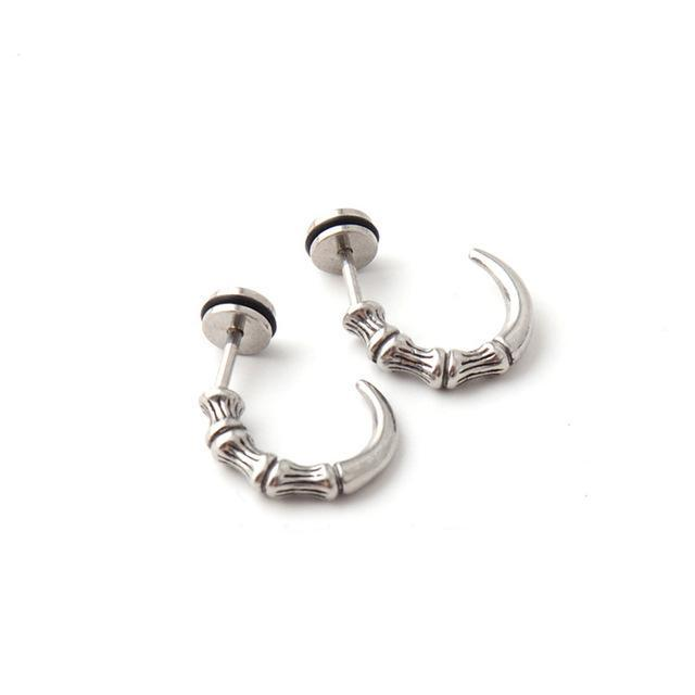 Raptor Claw Stud Earrings - DinoGoods