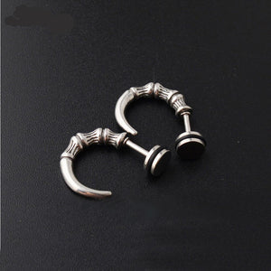 Raptor Claw Stud Earrings - Dinosaur Gifts & Accessories