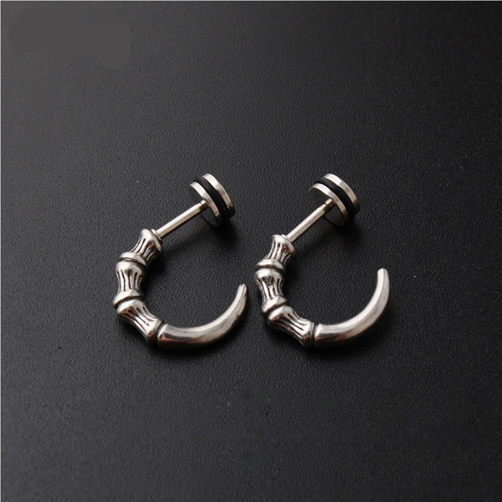 Raptor Claw Stud Earrings