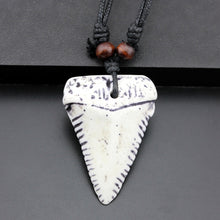 Shark Tooth Necklace - Dinosaur Themed Gifts & Accessories