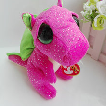 Beanie Plush Stuffed Dragon - Dinosaur Gifts & Accessories