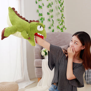 Stuffed T-Rex Dinosaur Plush Doll - Dinosaur Themed Gifts & Accessories