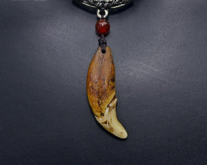 Primal Fang Tooth Pendant - Dinosaur Themed Gifts & Accessories