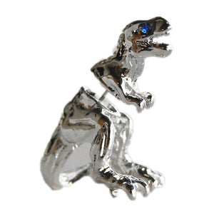 Dinosaur T-rex Stud Earrings