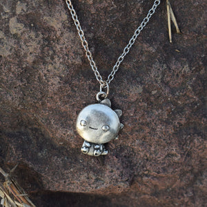 The Cute Little Dinosaur Necklace - Dinosaur Gifts & Accessories