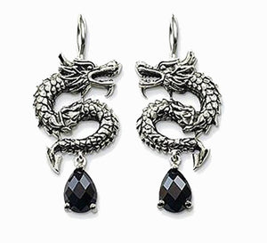 Dragon Whisper Earrings - Dinosaur Gifts & Accessories
