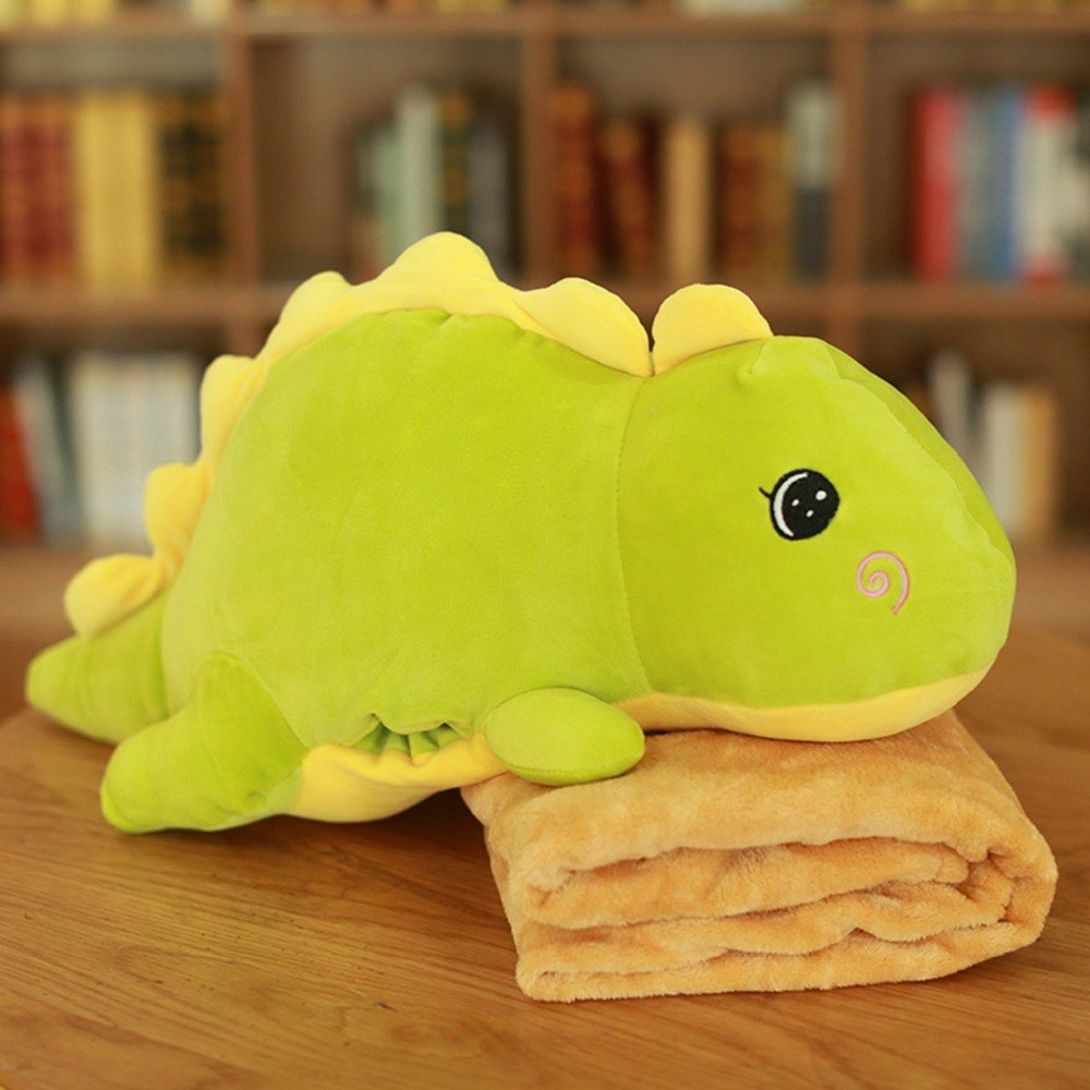 Adorable Reptile Plush Dinosaur Dolls - DinoGoods