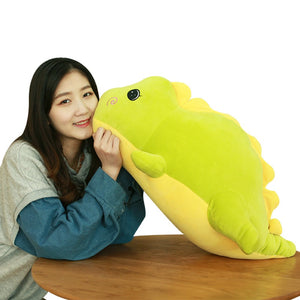 Adorable Reptile Plush Dinosaur Dolls - Dinosaur Themed Gifts & Accessories
