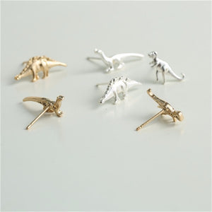 Cute Jurassic Earrings Pack - Dinosaur Themed Gifts & Accessories