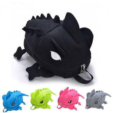 Spiked Dinosaur Kids Backpack - Dinosaur Themed Gifts & Accessories