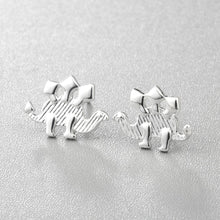 Armored Lizard Studs - Dinosaur Gifts & Accessories