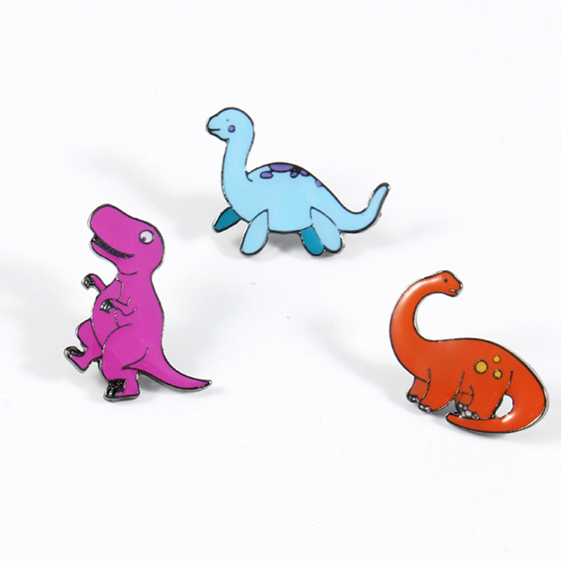 Cute Dinosaur Brooches - DinoGoods