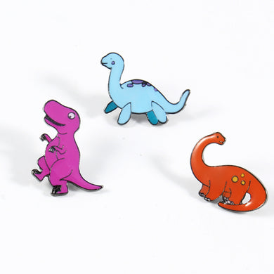 Cute Dinosaur Brooches - Dinosaur Gifts & Accessories