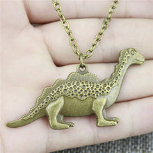North American Dino Necklace - Dinosaur Themed Gifts & Accessories