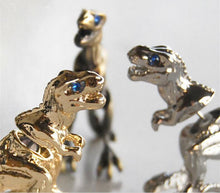 The Predator Tyrannosaurus Rex Stud Earrings - Dinosaur Themed Gifts & Accessories
