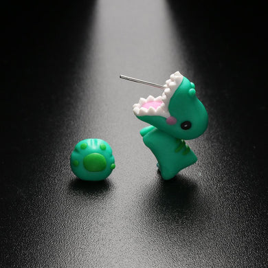Nom Nom Earrings - Dinosaur Themed Gifts & Accessories