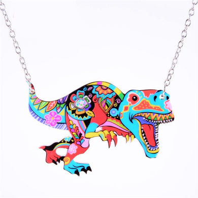 Graffiti Predator pendant - Dinosaur Themed Gifts & Accessories