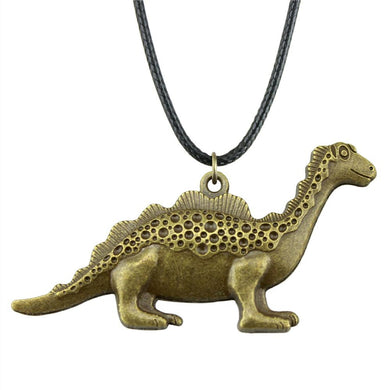 Reptilian Green Necklace - Dinosaur Jewelry & Accessories
