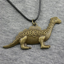 Reptilian Green Necklace - Dinosaur Gifts & Accessories