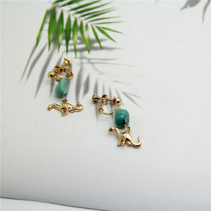 Power of Nature Earrings - Dinosaur Themed Gifts & Accessories