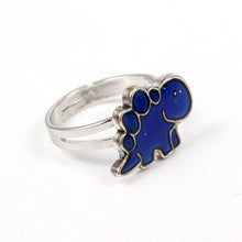 Bluebasaur Dinosaur Ring - Dinosaur Gifts & Accessories