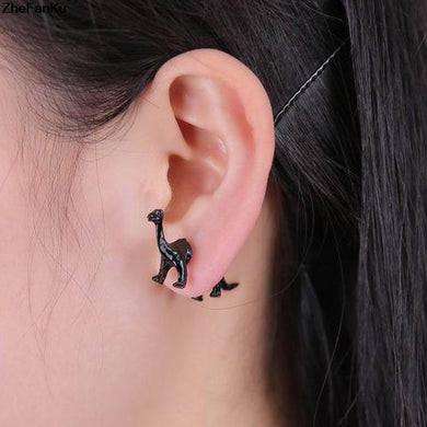 Brachiosaurus Stud Earrings 2 - Dinosaur Gifts & Accessories