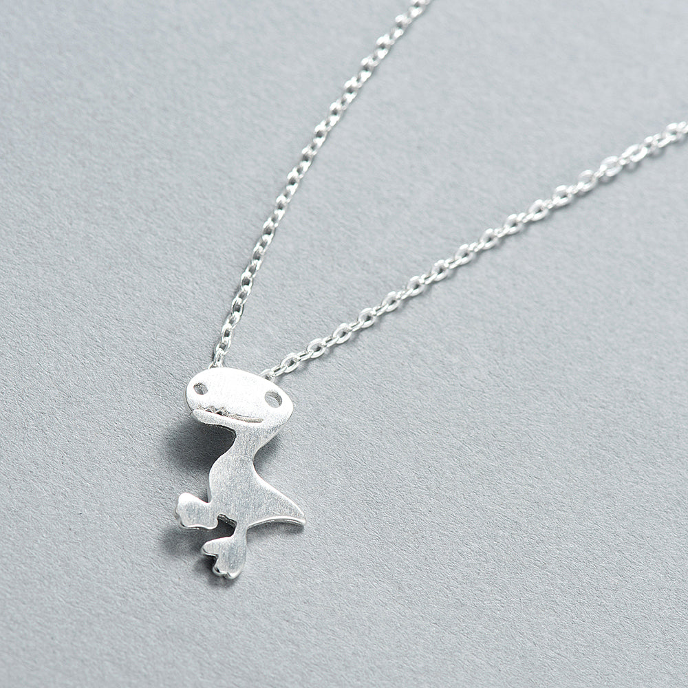 Cute Baby Dino Necklace - Dinosaur Gifts & Accessories