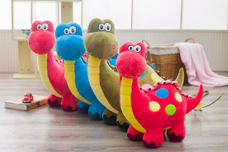 Huggable Plush Dinosaur Toys - Dinosaur Themed Gifts & Accessories