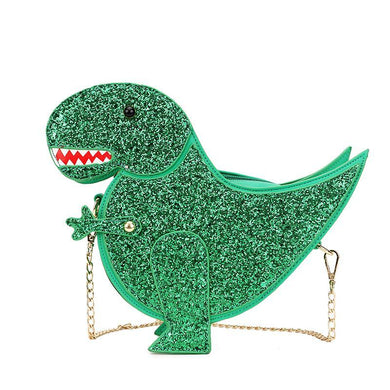 Jurassic Glamour Women's Purse - Dinosaur Themed Gifts & Accessories