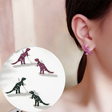 Precious Dinosaur Stud Earrings - Dinosaur Gifts & Accessories