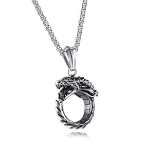 Raging Dragon Necklace - Dinosaur Gifts & Accessories