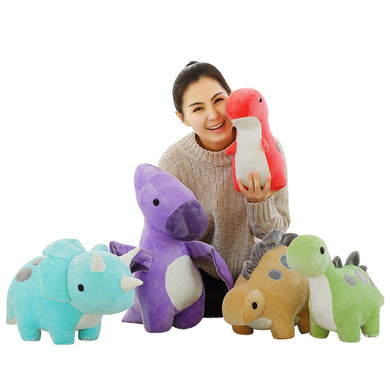 Soft Dinosaur Plush Toys Collection - Dinosaur Gifts & Accessories