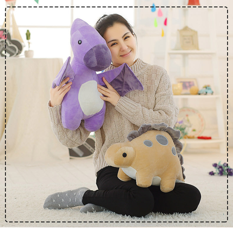 Soft And Cute Dinosaur Plush Toy Collection - DinoGoods